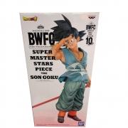 BANPRESTO Son Goku Super Master Stars Piece Dragon Ball BWFC