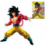 Banpresto Son Goku Super Saiyan 4 Full Scratch Dragonball GT