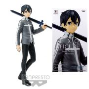 BANPRESTO SWORD ART ONLINE KIRITO EXQ ALICIZATION