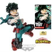 BANPRESTO THE AMAZING HEROES VOL 1 IZUKU MIDORIYA MY HERO ACADEMIA