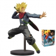 BANPRESTO Trunks SSJ CHOSENSHIRETSUDEN II DRAGON BALL