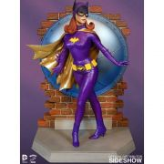 BATMAN: BATGIRL 1966 MAQUETTE BY TWEETERHEAD 1/6