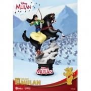 Beast Kingdom Classic Mulan D-Stage 055