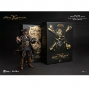 Beast Kingdom Jack Sparrow  Pirates of the Caribbean DAH-01