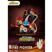 Beast Kingdom Minions Fire Fighter D-Stage 049