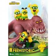 Beast Kingdom Minions Prehistoric D-Stage 048