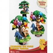 Beast Kingdom Winnie the Pooh D-Stage 053 Ursinho Pooh