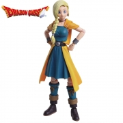 Bring Arts Dragon Quest V Bianca Action Figure
