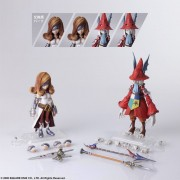 BRING ARTS Final Fantasy IX Freya Crescent & Beatrix