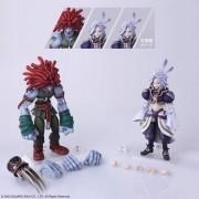 Bring Arts Final Fantasy Kuja & Amarant Coral SET