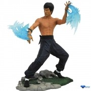 Bruce Lee Gallery Water PVC Figure Diamond