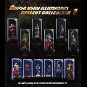 Captain America Super Hero Illuminate Gallery Collection 1