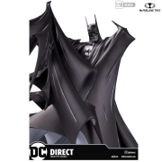 DC Batman Black and White McFarlane Version 2.0 Deluxe