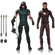 DC COLLECTIBLES THE FLASH & ARROW