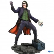 DC Gallery Batman Dark Knight Movie Joker PVC DIAMOND
