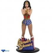 DC Gallery Linda Carter Wonder Woman PVC Statue