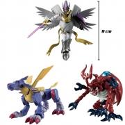Digimon Shodo Digimon Adventure 2 Bandai Shokugan Garurumon