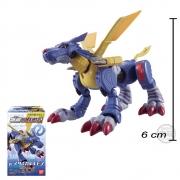 Digimon Shodo Digimon Metal Garurumon  Adventure 2 Bandai