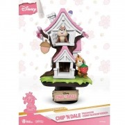 Disney Chip N Dale Treehouse D-STAGE 057 TICO E TECO