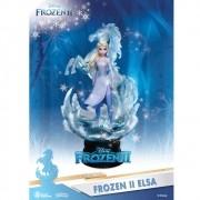 Disney Frozen II Elsa D-STAGE 038 BEAST KINGDOM DISNEY