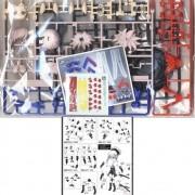 Fate Series #05 Saber Miyamoto Musashi PETITRITS Model Kit