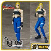 FIGMA SP-068B SARAH BRYANT 2P COLOR VIRTUA FIGHTER