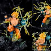 Figuarts ZERO Dragon Ball Super Saiyan Goku Burning Battles
