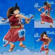 Figuarts ZERO One Piece Monkey D. Luffy (Luffytaro) Bandai