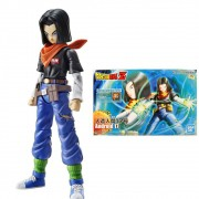 FIGURE RISE DRAGON BALL Android 17 New Pkg Ver. model kit