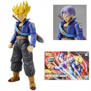 FIGURE RISE DRAGON BALL Saiyan Trunks New Pkg Model Kit