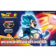 FIGURE RISE DRAGON BALL VEGETA GOD BLUE SPECIAL COLOR