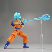 FIGURE RISE GOKU GOD SSJ BLUE DRAGON BALL