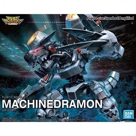 Figure Rise Machinedramon Digimon Model Kit