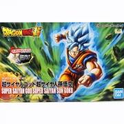 Figure-Rise Standard Goku Super Saiyan God Model Kit BANDAI