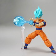 Figure-Rise Standard Goku Super Saiyan God Model Kit BANDAI