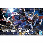 Figure-Rise-Standard Imperialdramon (Amplified) Digimon Bandai