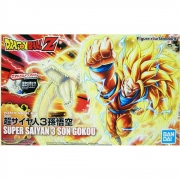 Figure Rise Super Saiyan 3 Son Goku New PKG Bandai Model Kit
