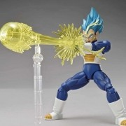 Figure Rise Super Saiyan Vegeta GOD Dragon Ball Model Kit