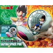 FIGURE RISE Vegeta Saiyan Space POD Dragon Ball MODEL KIT