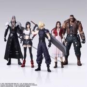 Final Fantasy VII Trading Arts Square Enix Figure