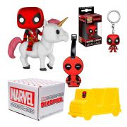 FUNKO MYSTERY BOX COLLECTORS CORPS DEADPOOL THEME