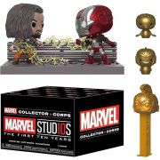 FUNKO MYSTERY BOX COLLECTORS CORPS MARVEL STUDIOS 10 YEARS