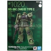 Gundam #1020 MS-06C Zaku II Metal Composite Type C