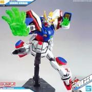 Gundam #127 HG Shining Gundam GF13 1/144