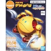 Gundam #17 Build Divers Zakrello Haro MODEL KIT