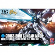 GUNDAM 1/144 #014 CROSS BONE GUNDAM MAOH