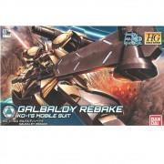 Gundam 1/144 HG Build Divers Galbaldy Rebake Bandai