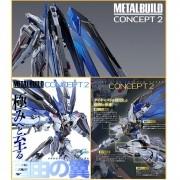 Gundam Freedom Concept 2 METAL BUILD