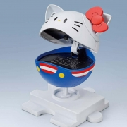 Gundam Haropla Hello Kitty Anniversary Model