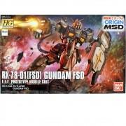 Gundam HG #021 RX-78-01[FSD] Gundam 1/144 Model Kit